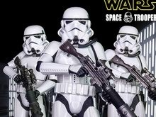 Star Wars - Space Trooper