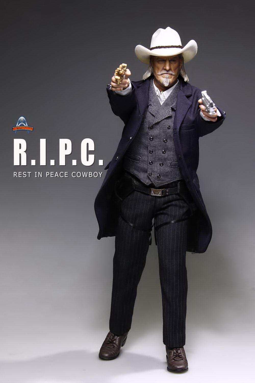 i.p.c rest in peace cowboy图片