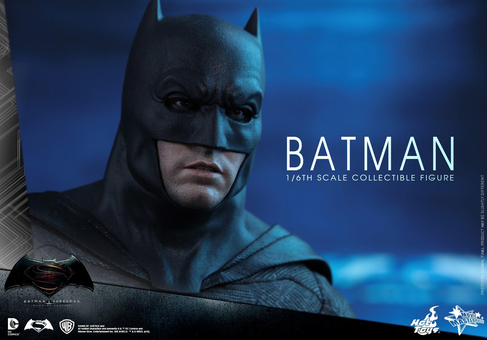 Hot Toys 蝙蝠侠大战超人 正义黎明 蝙蝠侠 Batman MMS342 玩家社区 专业的兵人模型论坛