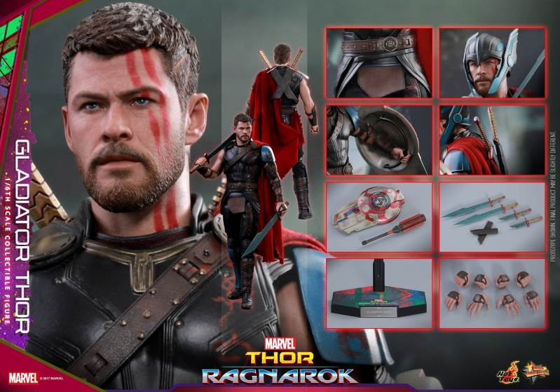 Hot Toys - Thor 3 - Gladiator Thor Collectible Figure_PR12.jpg