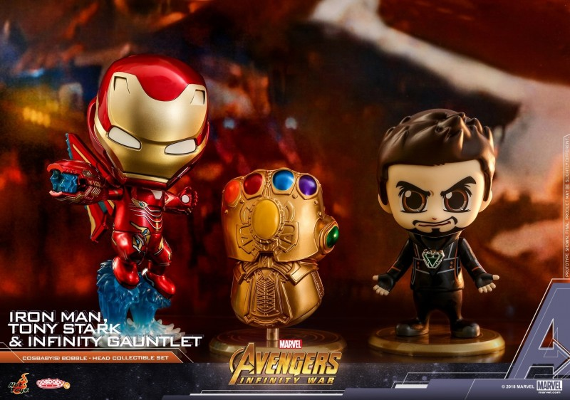 Hot Toys - AIW - Tony Stark, Iron Man, Infinity Gauntlet Cosbaby Set_PR6.jpg