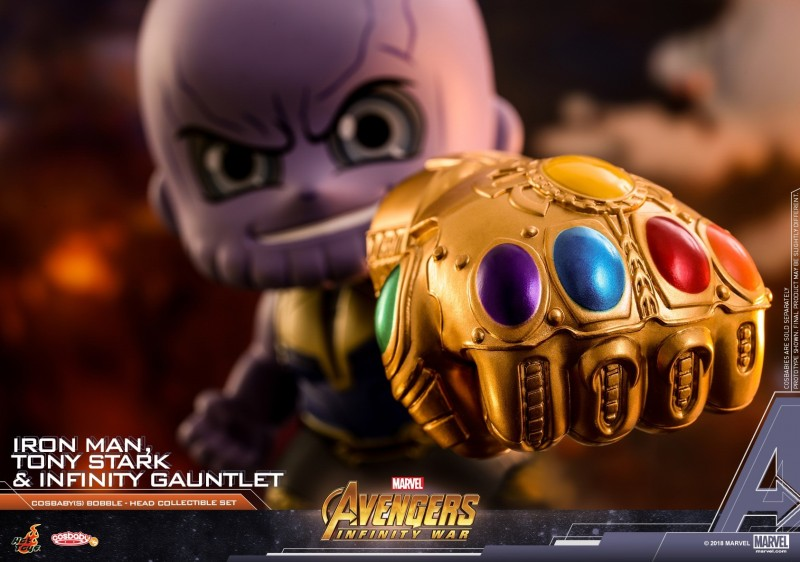 Hot Toys - AIW - Tony Stark, Iron Man, Infinity Gauntlet Cosbaby Set_PR11.jpg