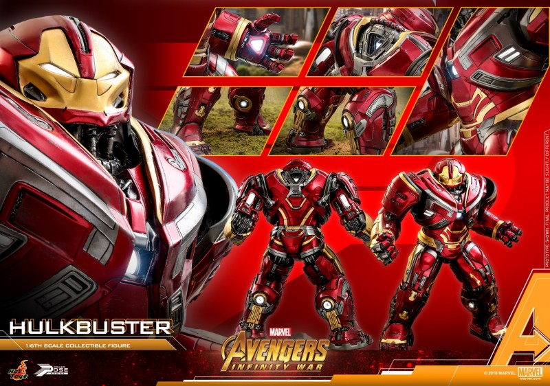 Hot Toys - AIW - Hulkbuster power pose collectible figure_PR18.jpg