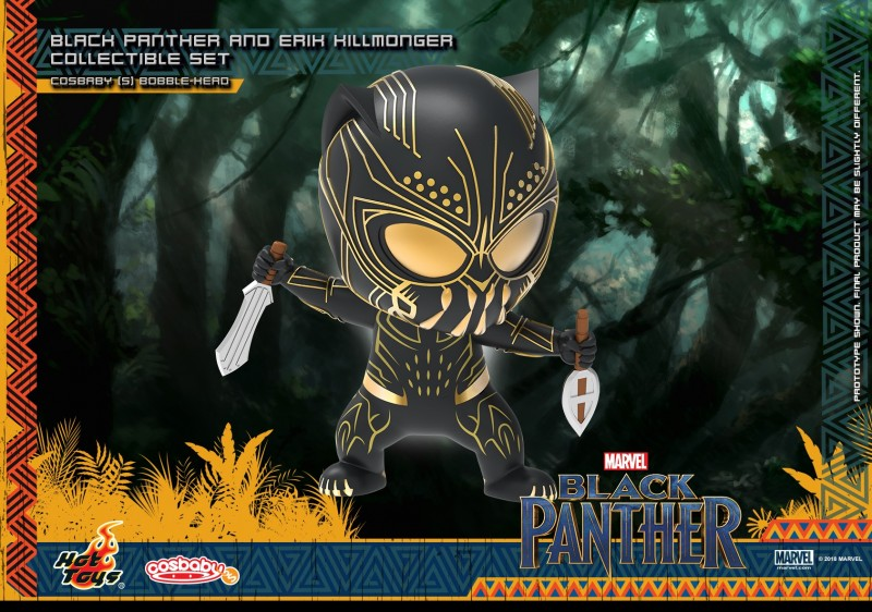 Hot Toys - Black Panther and Erik Killmonger Cosbaby (S) Bobble-Head Collectible.jpg