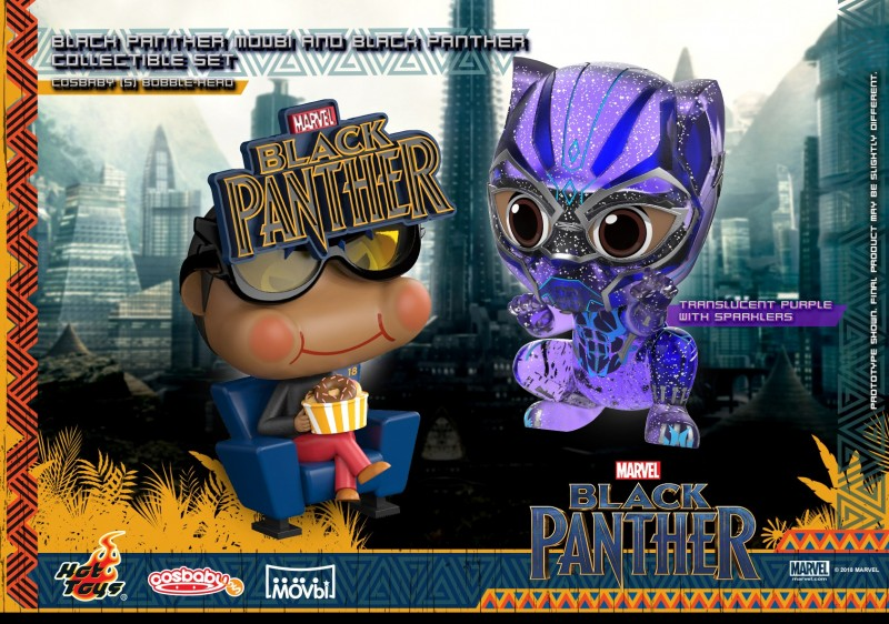 Hot Toys - Black Panther Movbi and Black Panther Cosbaby (S) Bobble-Head Collect.jpg