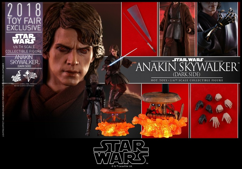 Hot Toys - Star Wars - Anakin Skywalker (Dark Side) collectible figure_PR29.jpg