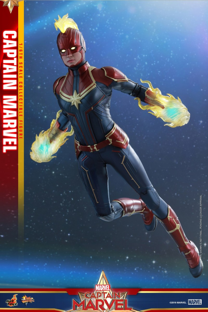 Hot Toys - Captain Marvel - Captain Marvel collectible figure_PR5.jpg