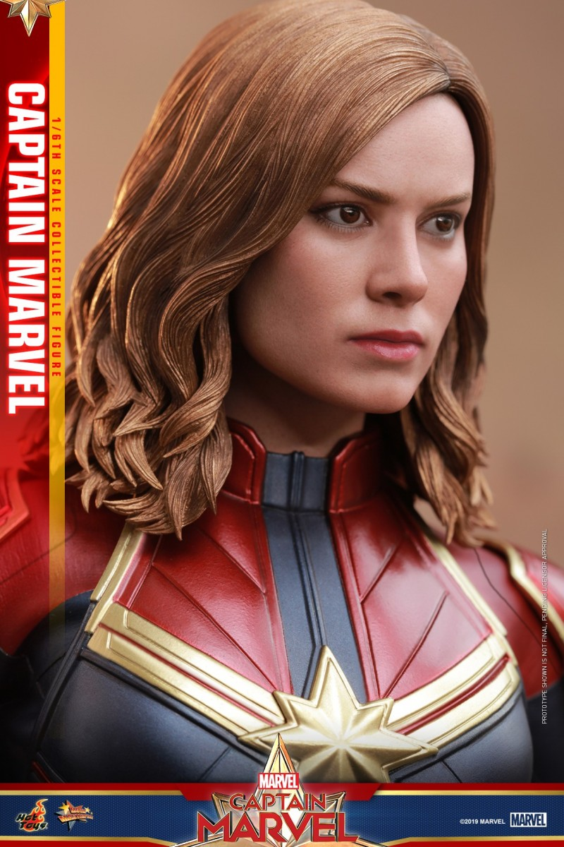 Hot Toys - Captain Marvel - Captain Marvel collectible figure_PR9.jpg