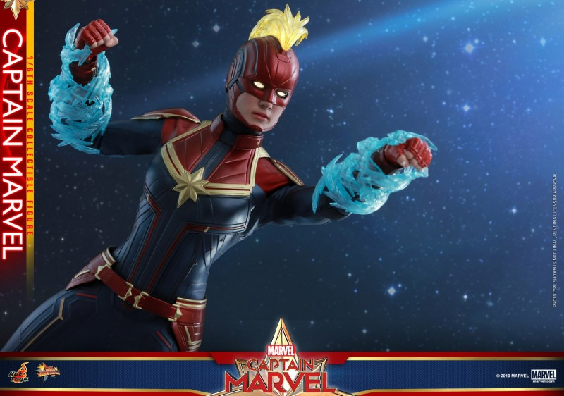 Hot Toys - Captain Marvel - Captain Marvel collectible figure_PR12.jpg