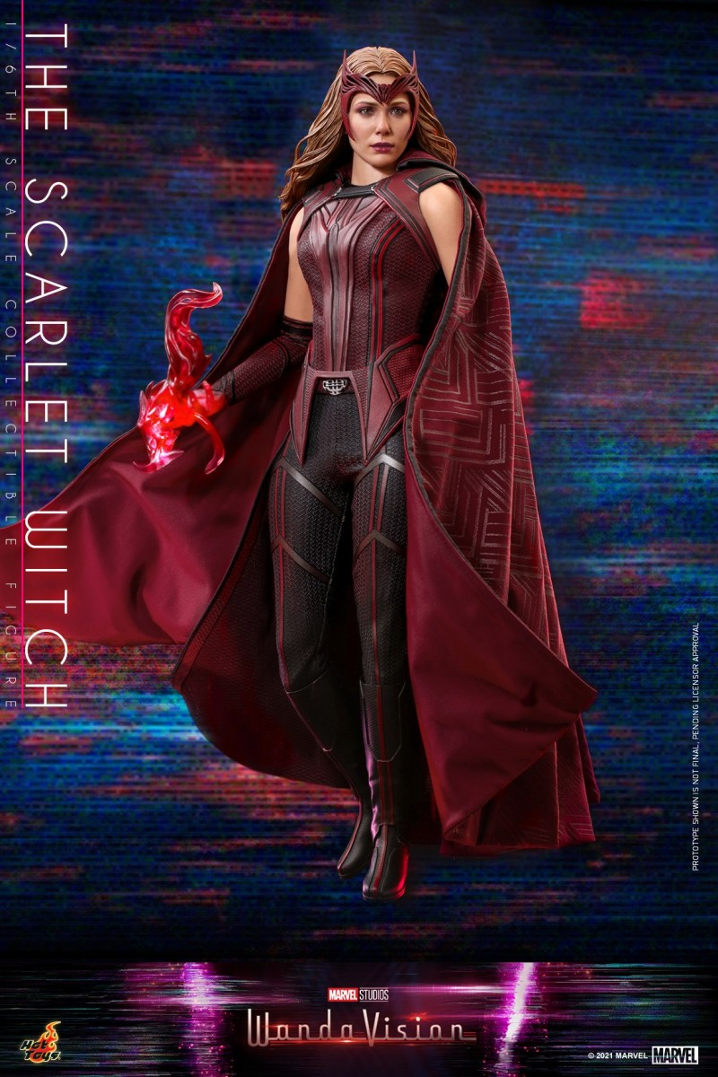 Hot Toys - WandaVision - The Scarlet Witch collectible figure_PR1.jpg