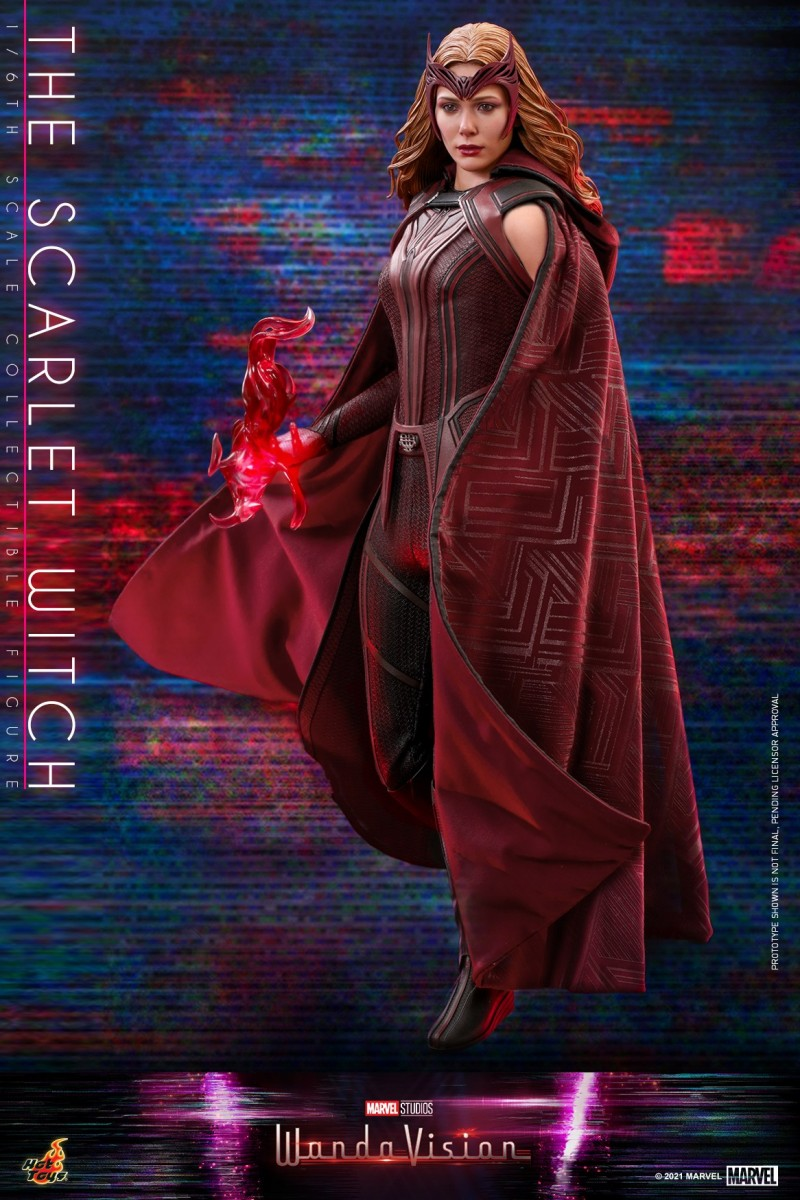Hot Toys - WandaVision - The Scarlet Witch collectible figure_PR2.jpg