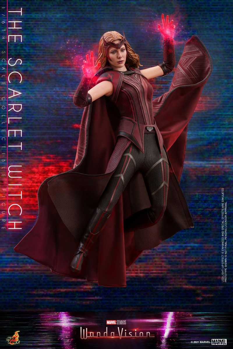 Hot Toys - WandaVision - The Scarlet Witch collectible figure_PR4.jpg