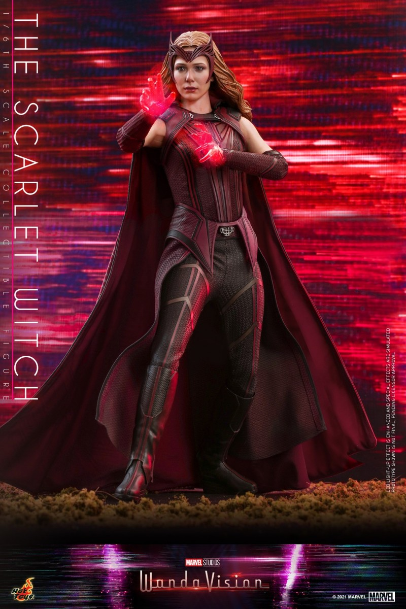 Hot Toys - WandaVision - The Scarlet Witch collectible figure_PR9.jpg