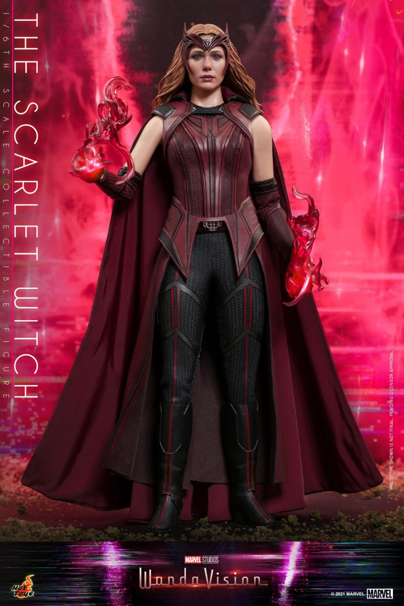 Hot Toys - WandaVision - The Scarlet Witch collectible figure_PR11.jpg