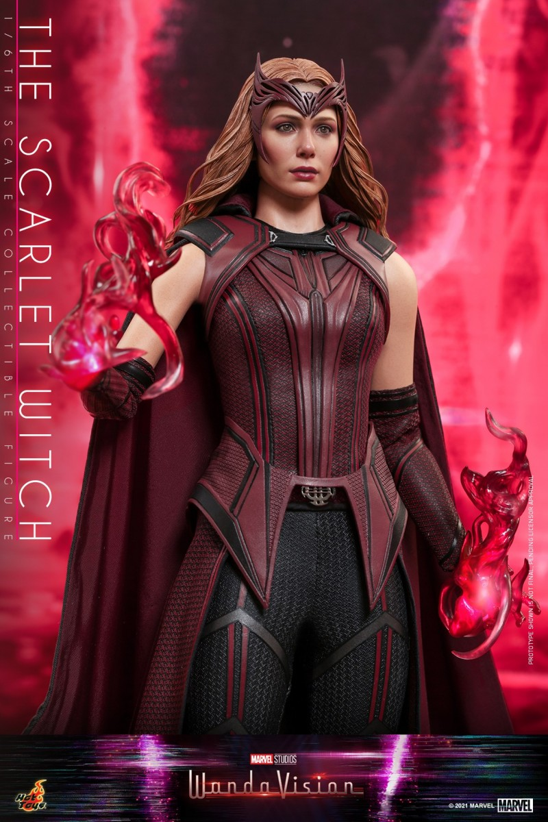 Hot Toys - WandaVision - The Scarlet Witch collectible figure_PR12.jpg