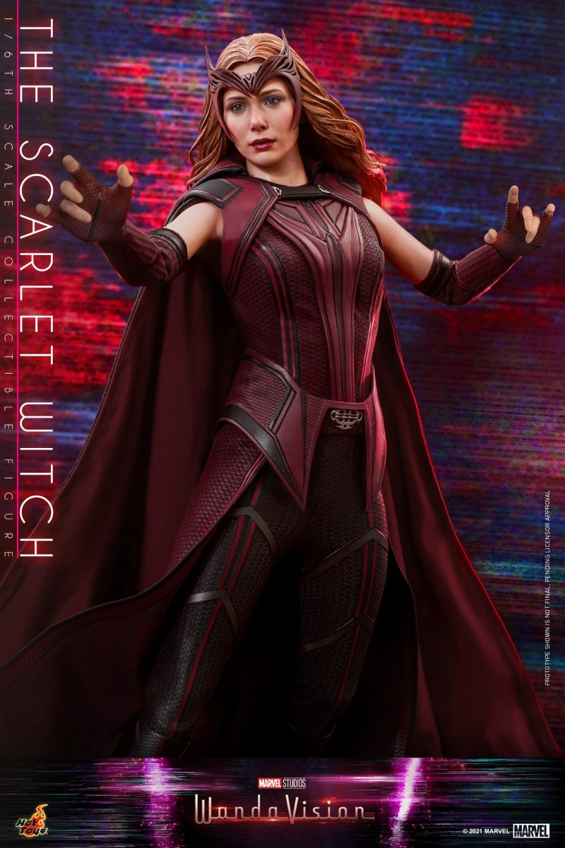 Hot Toys - WandaVision - The Scarlet Witch collectible figure_PR14.jpg