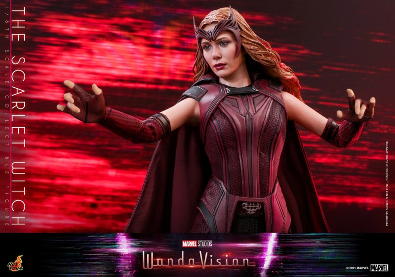 Hot Toys - WandaVision - The Scarlet Witch collectible figure_PR19.jpg
