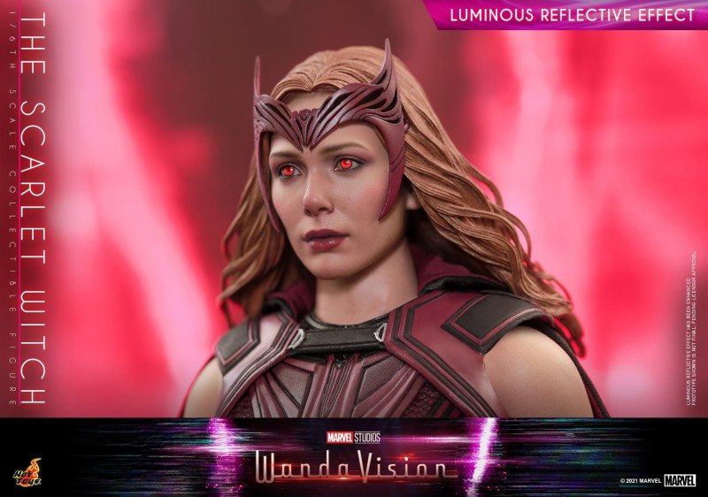 Hot Toys - WandaVision - The Scarlet Witch collectible figure_PR20.jpg