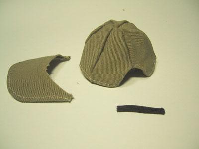 diy帽子设计图