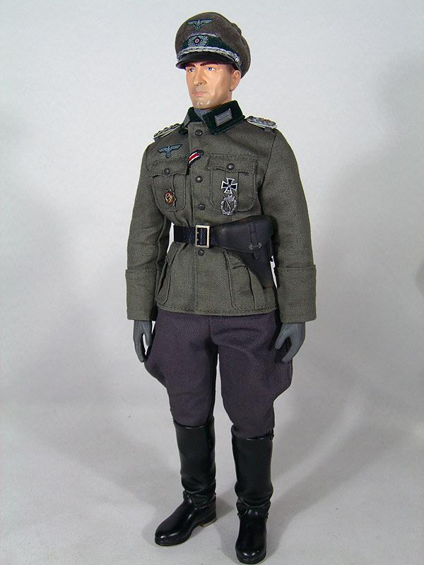 德国国防军上校-安东.威泽尔